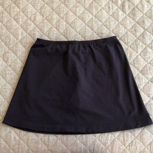 Navy Adidas Tennis Skirt